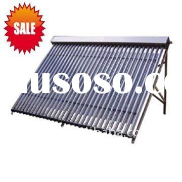 CE Solar Water Heater And Reflector Collector Solar Panel System