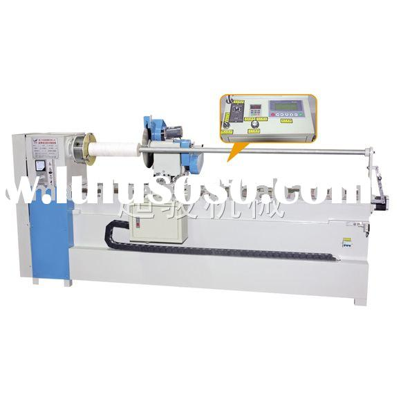 CJ-170ZM Automatic ribbon strip cutting machine, piping slitting machine, cloth coiling machine