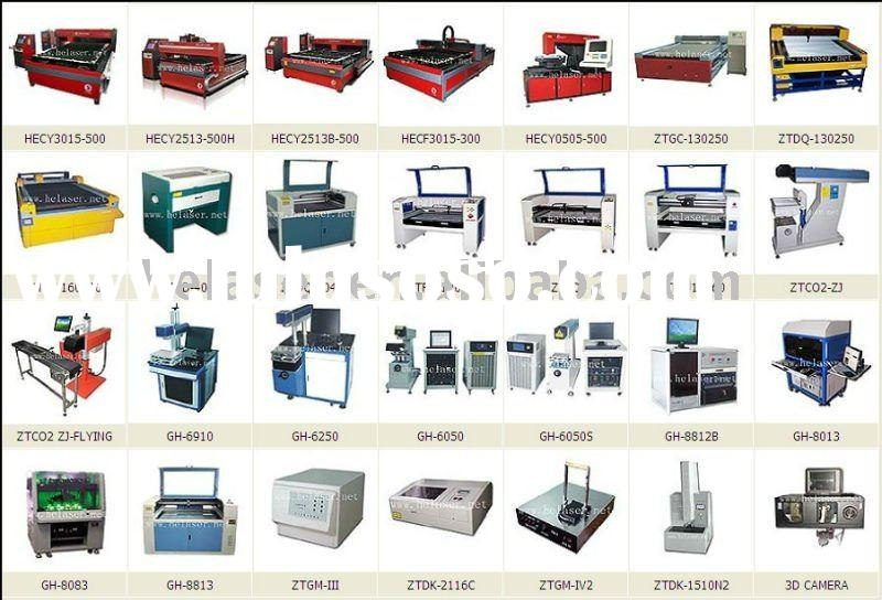 CNC Or Servo-motor Laser Cutting & Engraving & Marking Machine