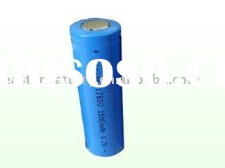 CR17670 Li-ion Rechargeable Battery Pack
