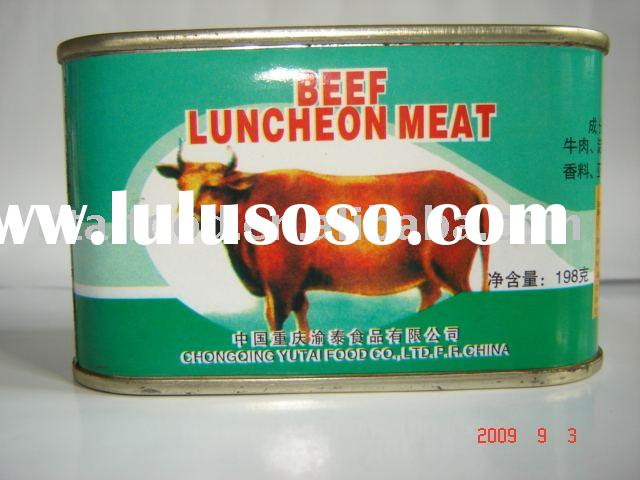 Canned Food / Canned Meat / Halal Corned Beef