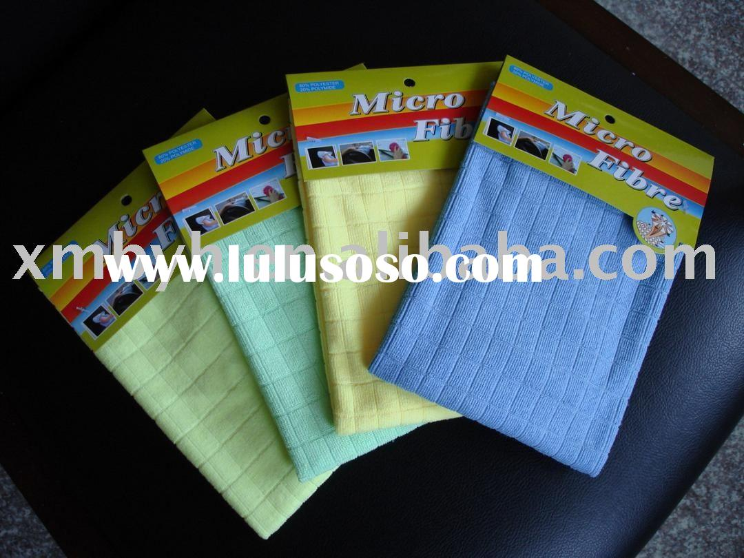 Car Cleaning Towel/Microfiber Cleaning Towel/Kitchen Towel/Household Cleaning Cloth/Multifunction Cl
