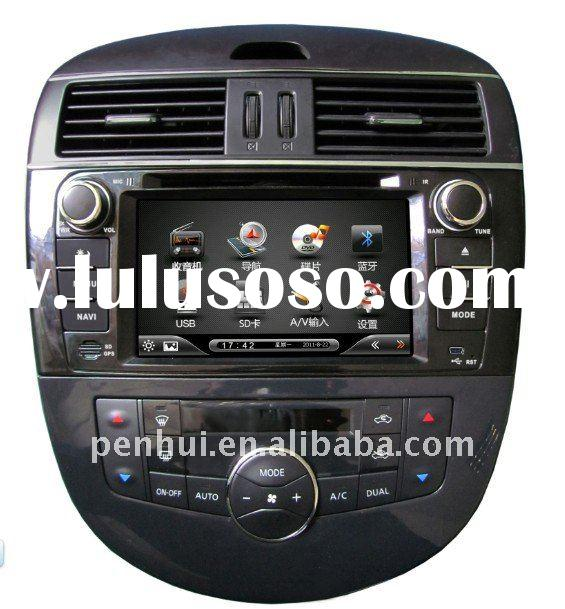 Car DVD Player for Nissan Tiida ( New)