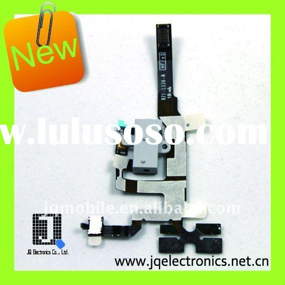 Cell phone flex cable for iphone 4s audio