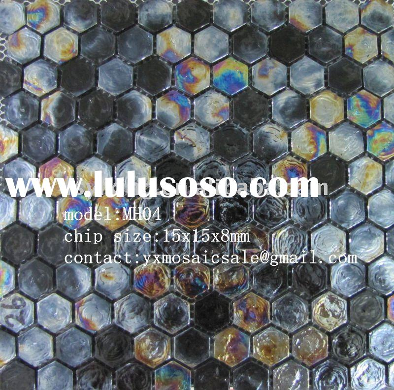 Ceramic Mosaic MH04, for Wall, floor and kitchen Decoration, Mosaic Tile,Pattern
