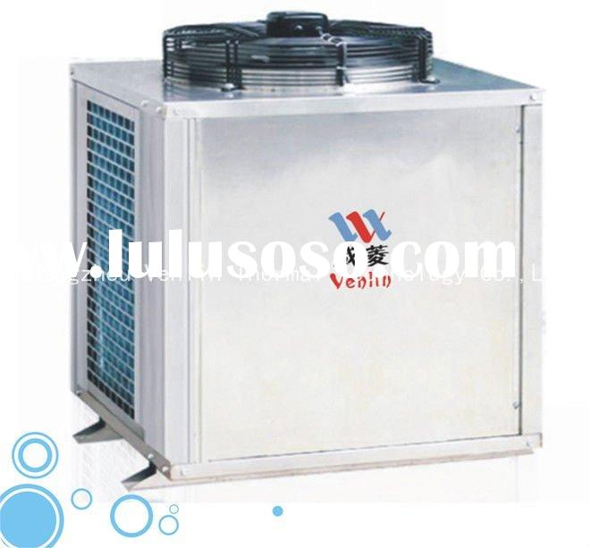 Commercial Air Source Heat Pump Water Heater-2/P