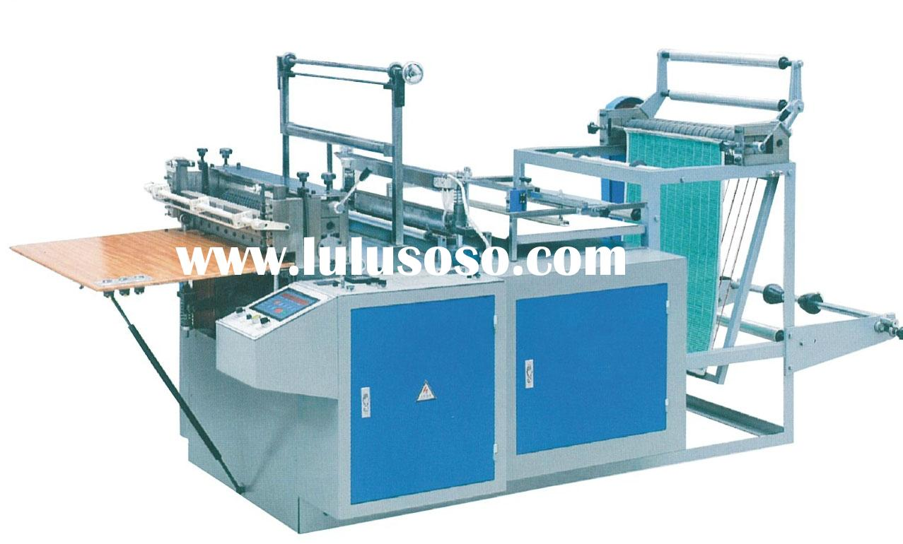 Computer Control Hot Sealing and Cool Cutting Bag Making Machine