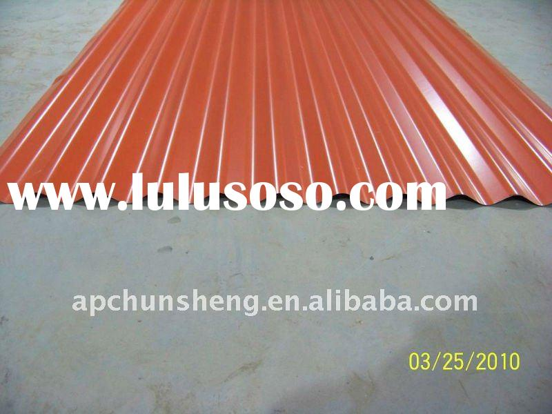 Corrugated Iron Roofing Sheet galvanized corrugated iron sheet