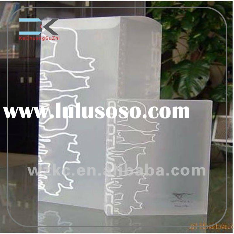 Custom Clear Plastic Box Packaging