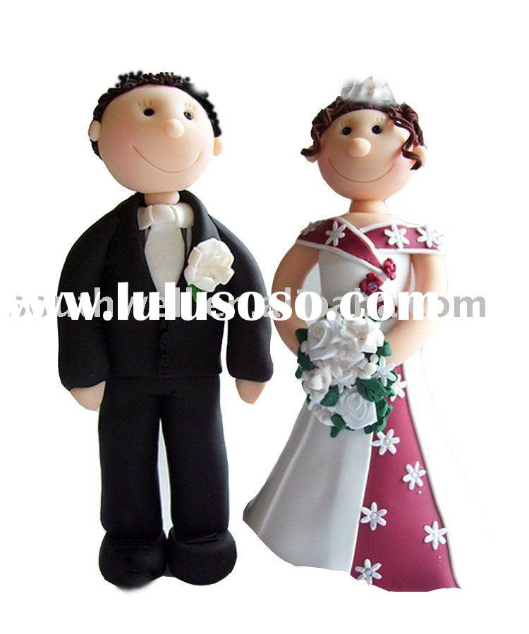 Custom Wedding Figure Souvenir Gifts