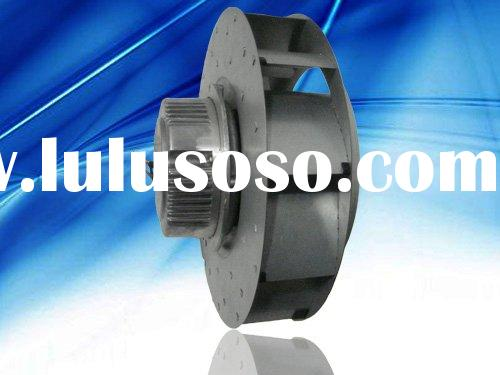 DC centrifugal ball bearing fan