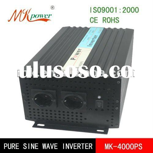 DC to AC Pure Sine Wave Solar power inverter 4000W
