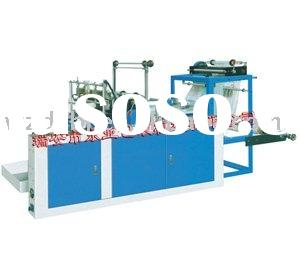 DFR-600mm Computer Automatic Heat-sealing and Heat Cutting Plastic Vest Bag making Machine