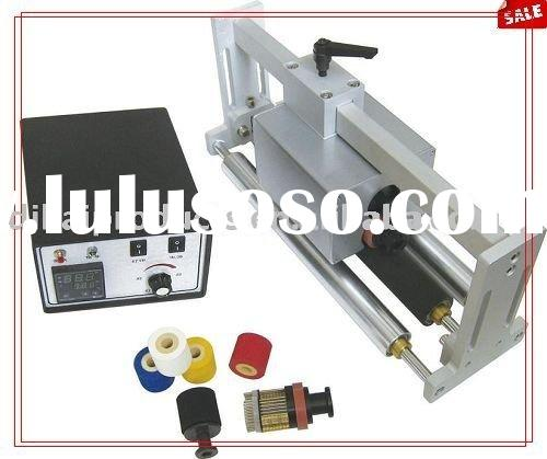 DK-1000 Ink Roll Coder (ink roll printer, hot ink roller,solid-ink coding machine)