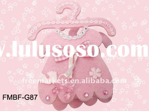 Delicate Girl Dress Baby Favor,baby shower favors,baby favors and gifts