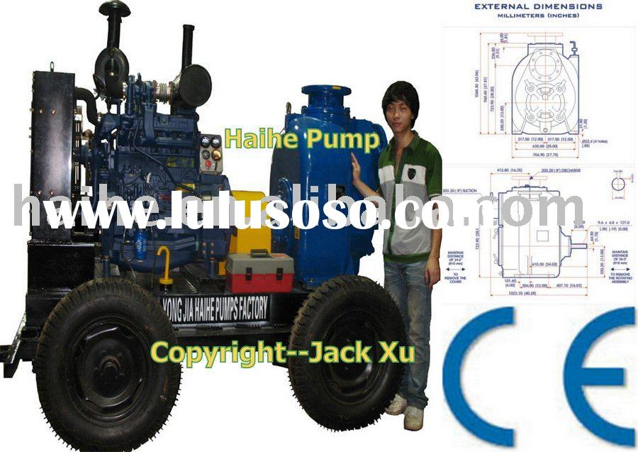 Deutz Diesel Trash Water Pump