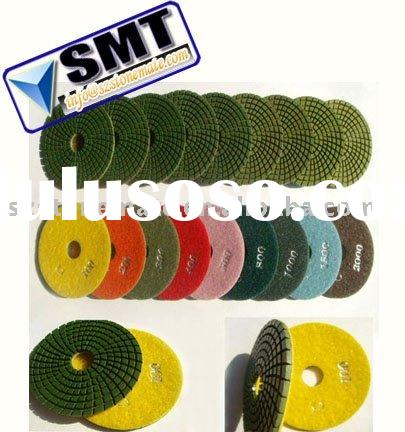 Diamond Flexible WET Premium Polishing Pad