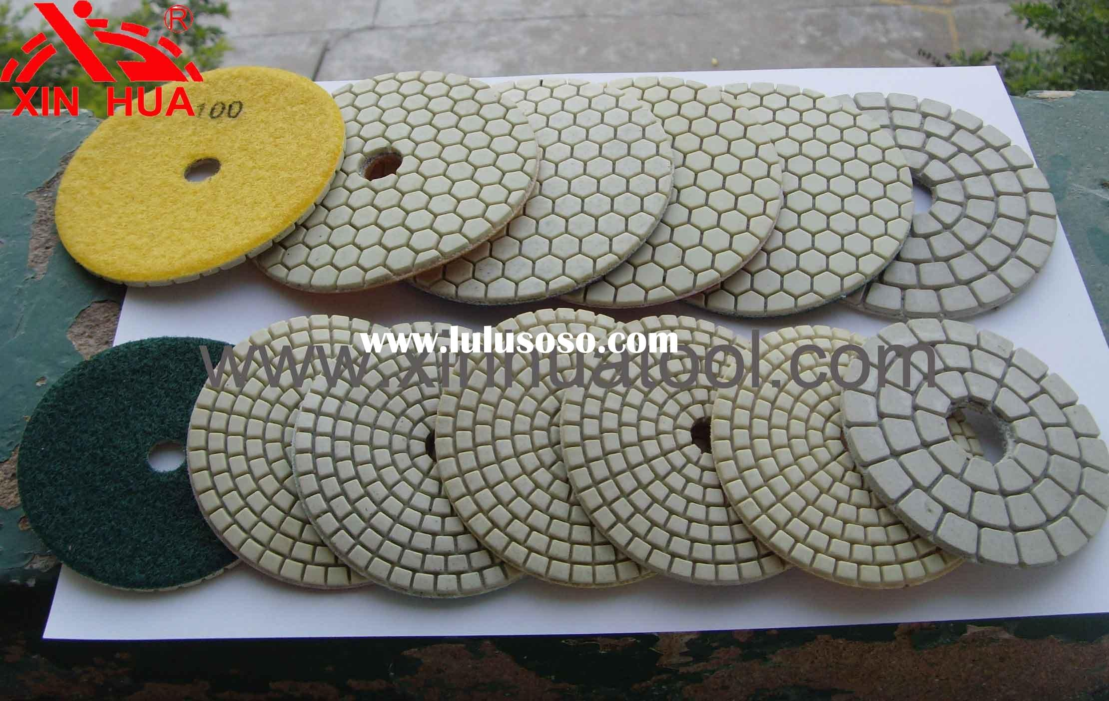 Diamond flexible pads,abrasive tools,Resin abrasive tools