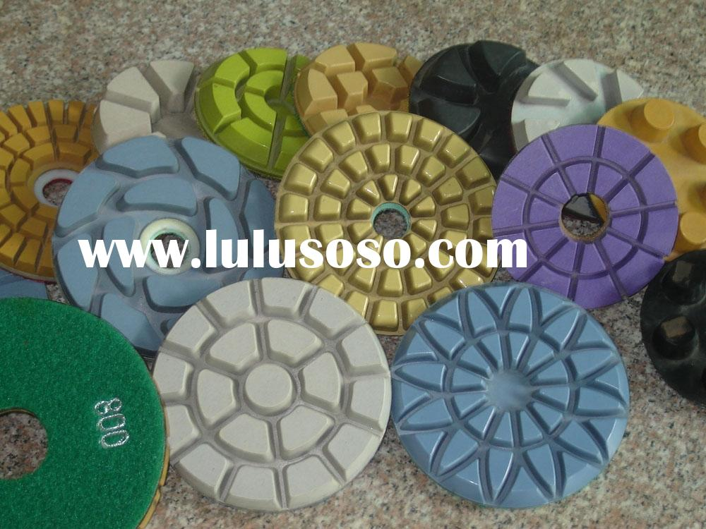 Diamond polishing pads, Floor polishing pads, stone abrasive tools