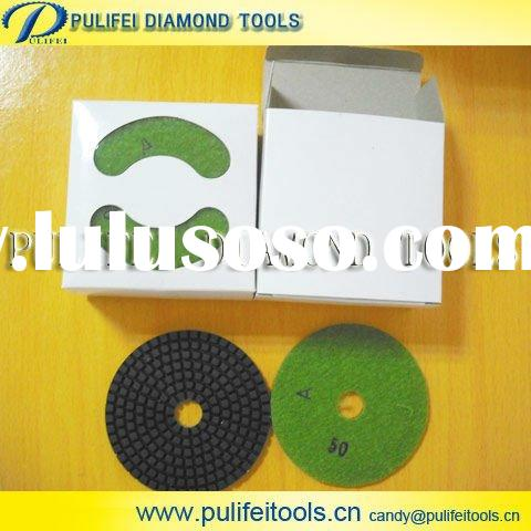 Diamond wet polishing disc - abrasive tools