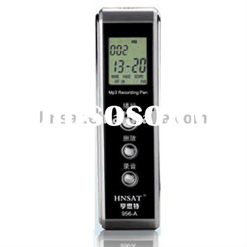 Digital voice recorder, telephone recorder