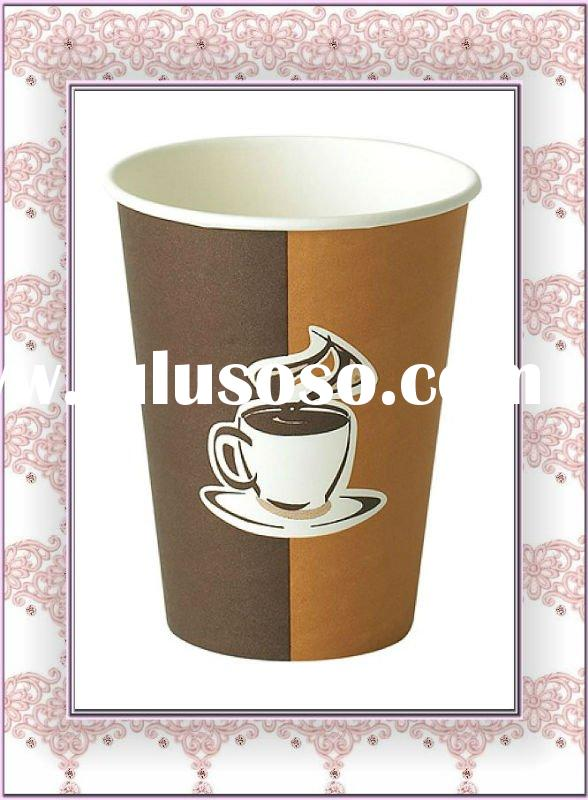 Disposable Wholesale Paper Coffee Cup