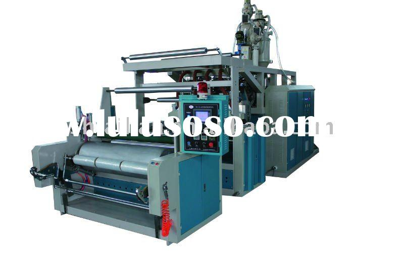 Double /Three layers Co-Extrusion Stretch Film Machine