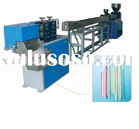 Drinking straw extruder, Plastic tube extruder
