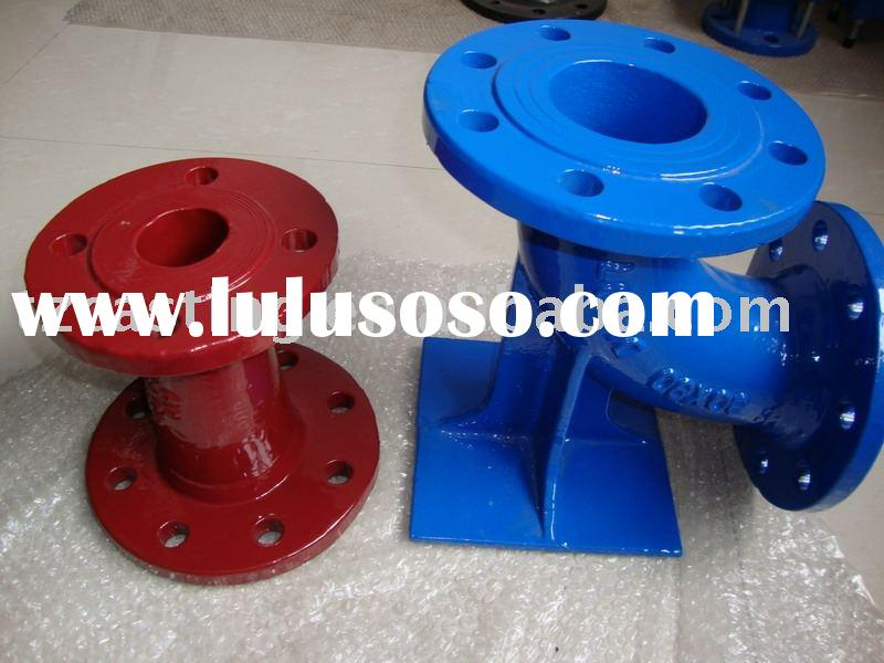 Ductile iron pipe fittings catalog