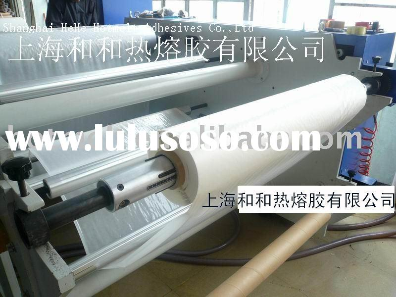 EVA adhesive film for paper ,PET for paper laminated
