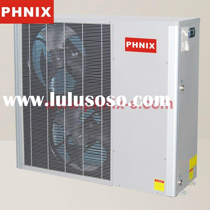 EVI Air to Water Heat Pump for low temp. -25degree