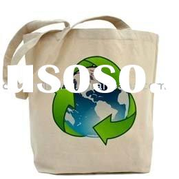 Eco-Friendly Canvas Shopping Tote Bags