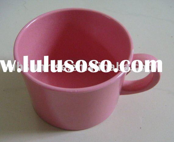 Eco friendly bamboo fiber cup / drinkware