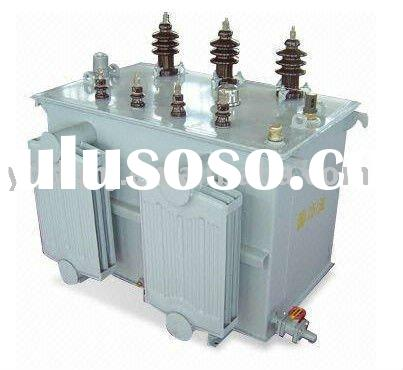 Electric transformer for power transmission and distribution