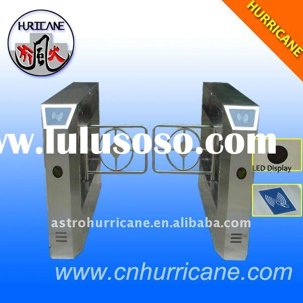 Electronic Swing Turnstile, Waterproof Access Control Systems