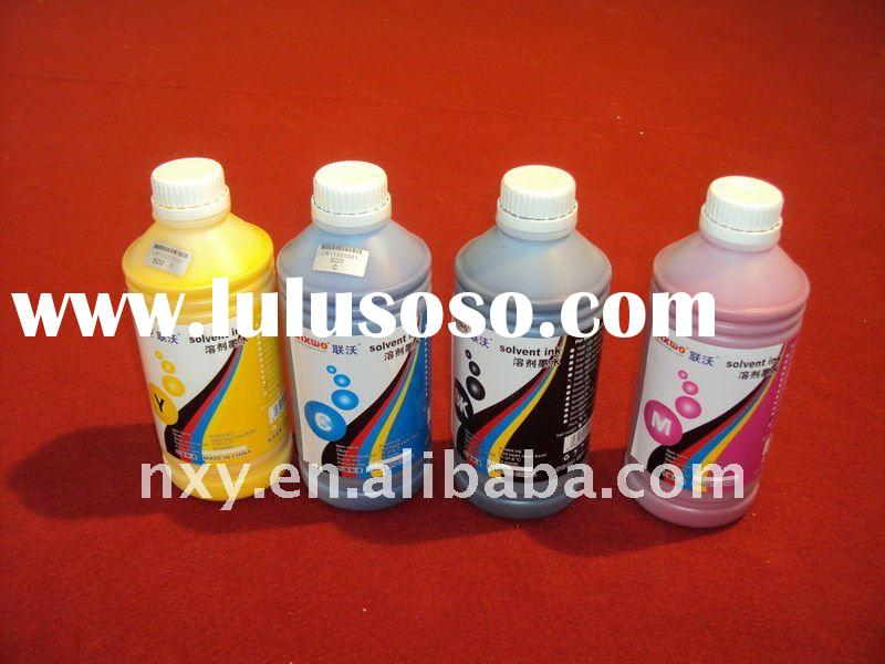 Environment-friendly Solvent Ink for Konica 14PL printer head