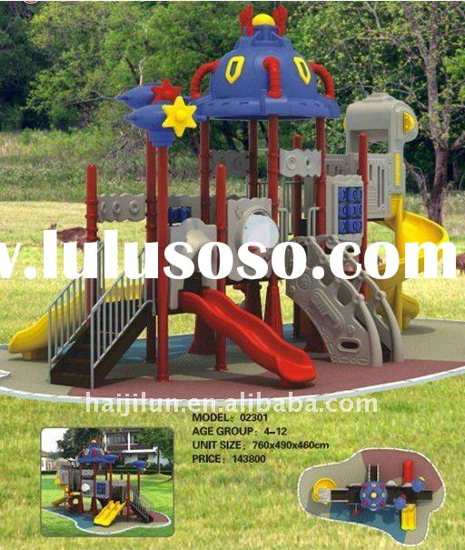Environmental Children's Outdoor Playground Equipment