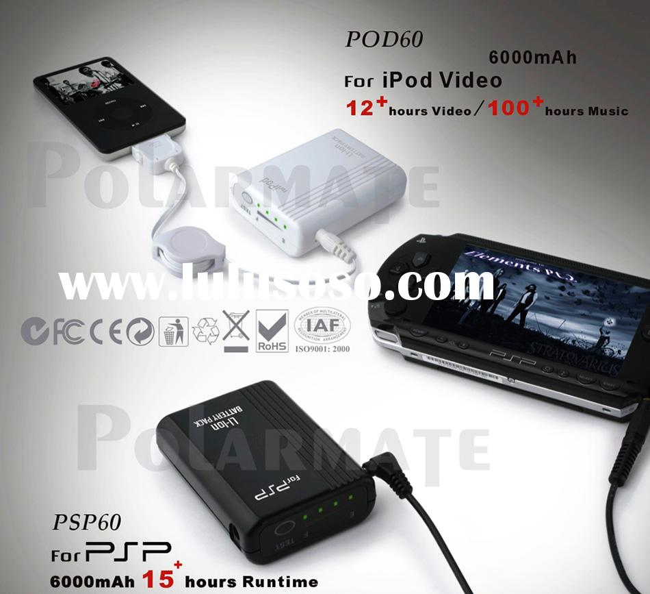 External Camera Battery Pack 5V