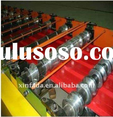 FD19-101-808 corrugated roof tile cold roll forming machine