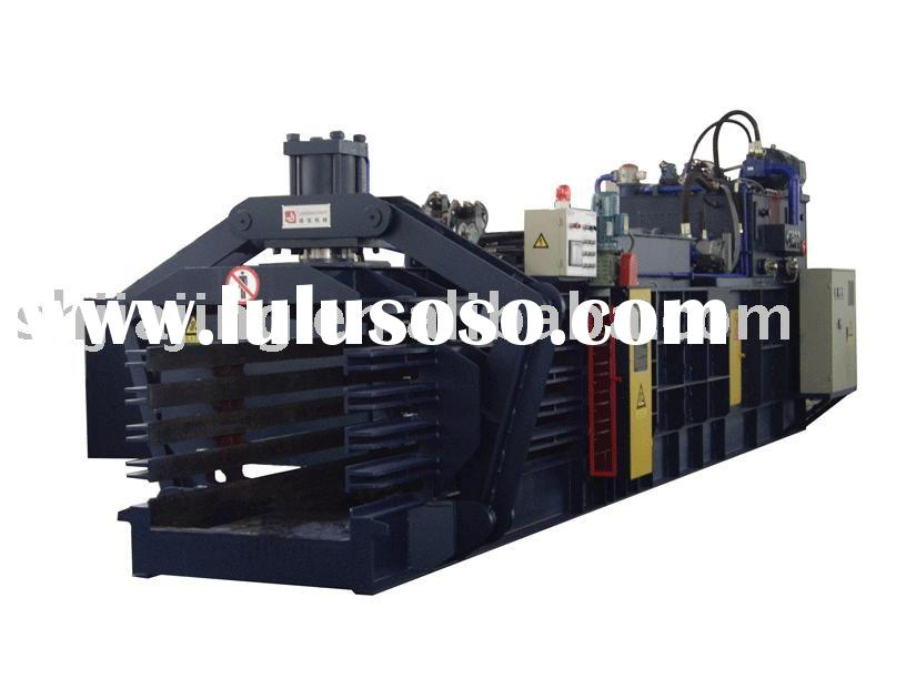 FULL-AUTOMATIC HYDRAULIC MACHINE;SCRAP PAPER MACHINE;HYDRAULIC BALER MACHINE;HYDRAULIC COMPRESSING&a
