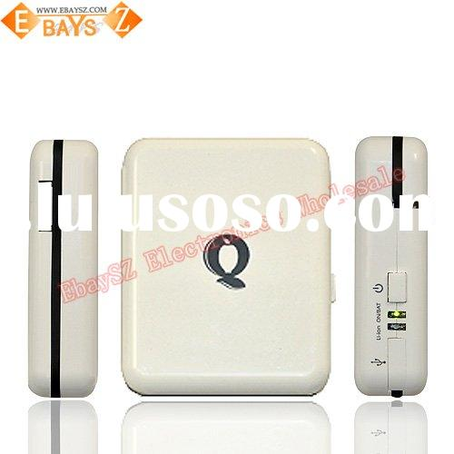 Fashion Q-Power FC3 QYG Extra Mobile Power / Battery for iPhone 4 3G 3GS
