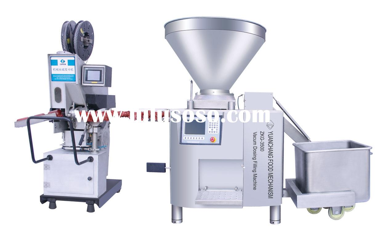 Food Processing Machinery Sausage production line