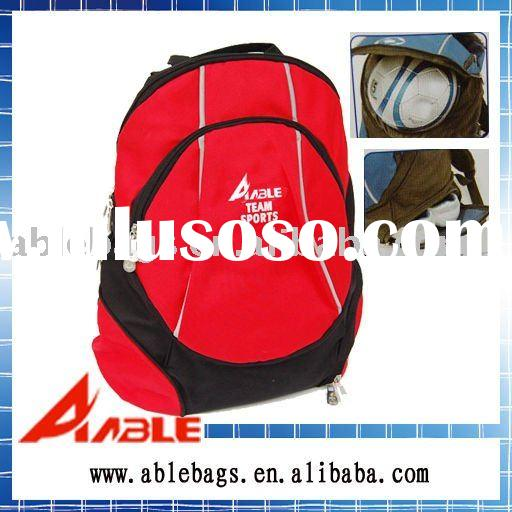 Football backpack with shoe compartment JYB-121