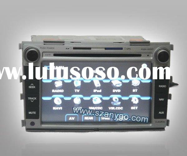 For kia forte Auto Media Player In-dash Touch Screen with TPMS GPS Bluetooth TV