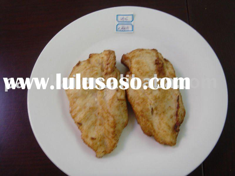 Frozen Fried Chicken Breast Boneless Skinless