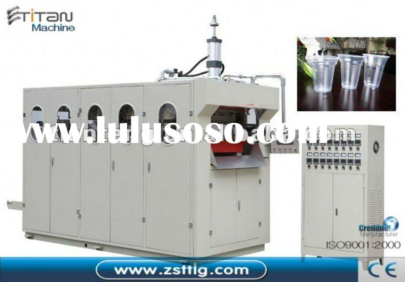 Full Automatic Plastic Cup Making Machine(Disposable Plastic Cup Making Machine)