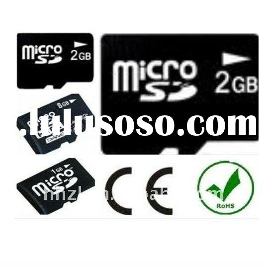 Full Capacity 2GB Micro SD Memory Card