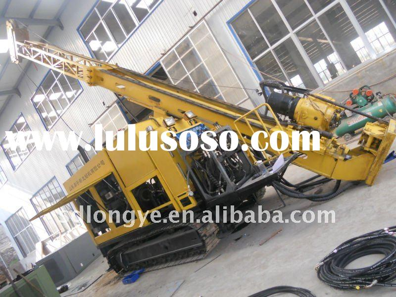 Full-Hydraulic Diamond Core Drilling rig (SLYD-5)