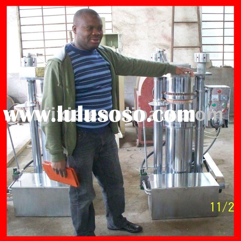 Full automatic hydraulic oil machine