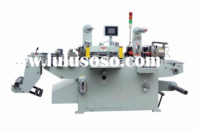 Fully Automatic Die Cutting Machine For Copper Foil